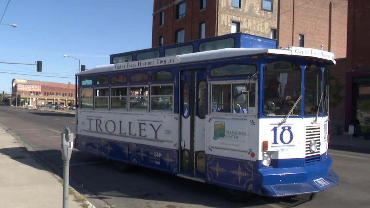 Great Falls Trolley