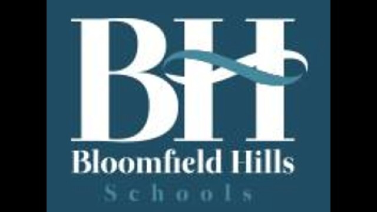Students hack into Bloomfield Hills school information system