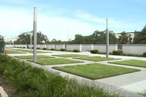 Slavery memorial in Tallahassee