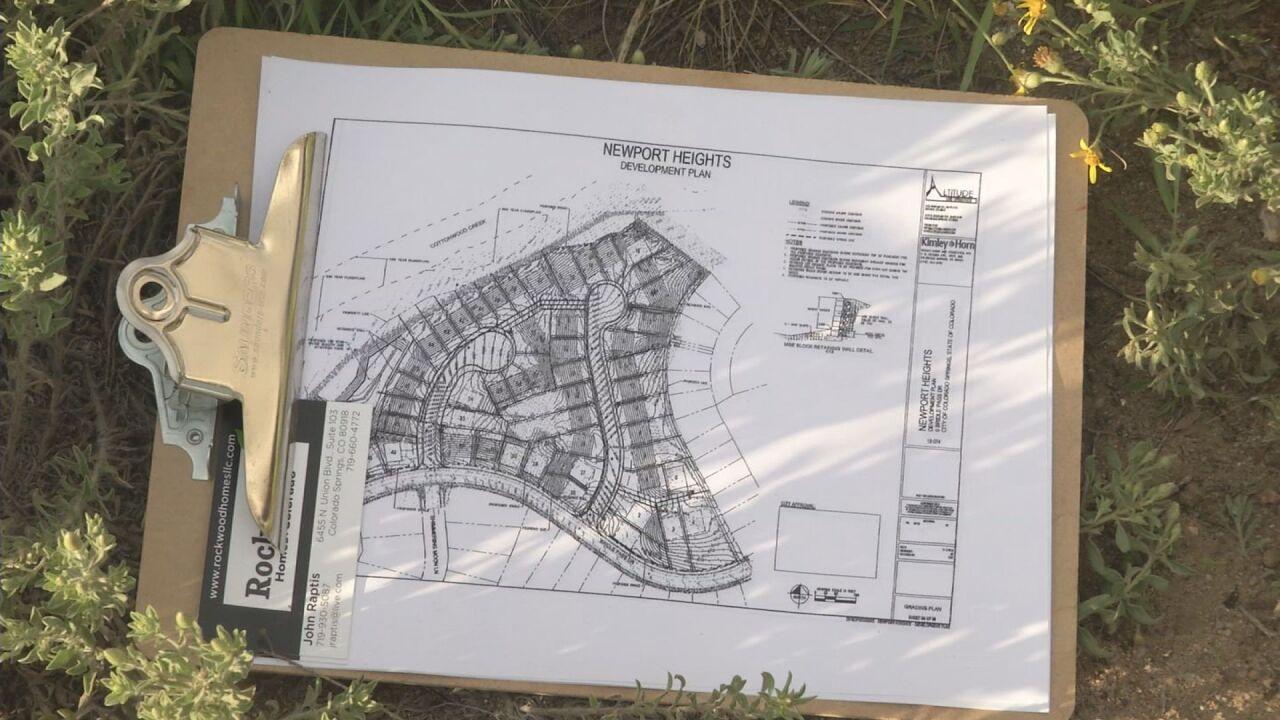Neighborhood upset over potential development plan
