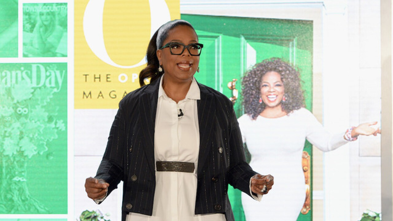 Oprah Winfrey to contribute to '60 Minutes'