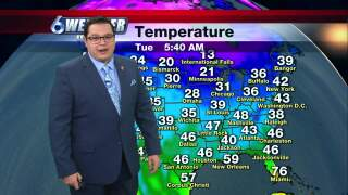 Weather with Juan Acuña