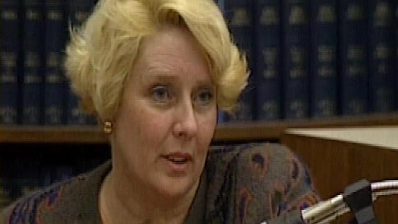 "Convicted killer ""Betty"" Broderick denied parole"