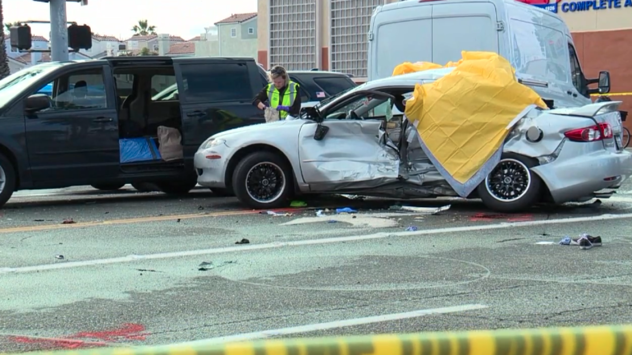 Deadly Oceanside crash