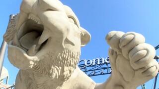 Thousands swarm Comerica Park for Tiger Fest