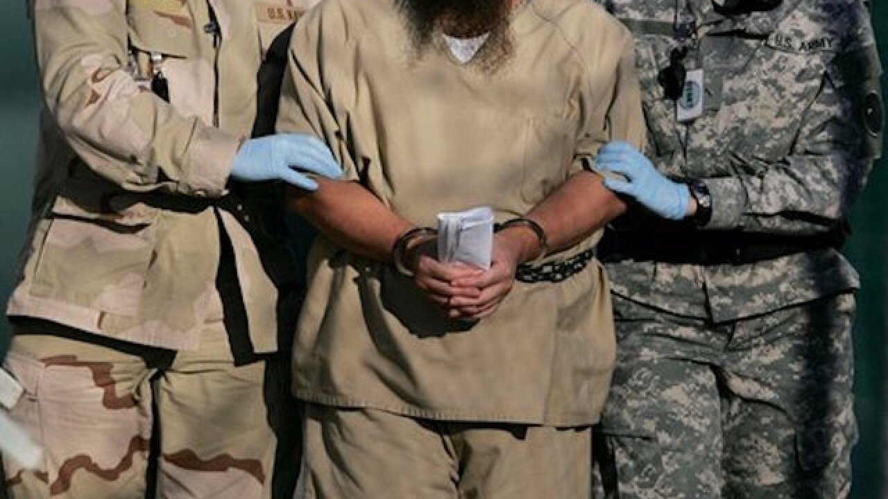 Senegal takes in 2 prisoners from Guantanamo