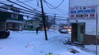 Walden Avenue Crash