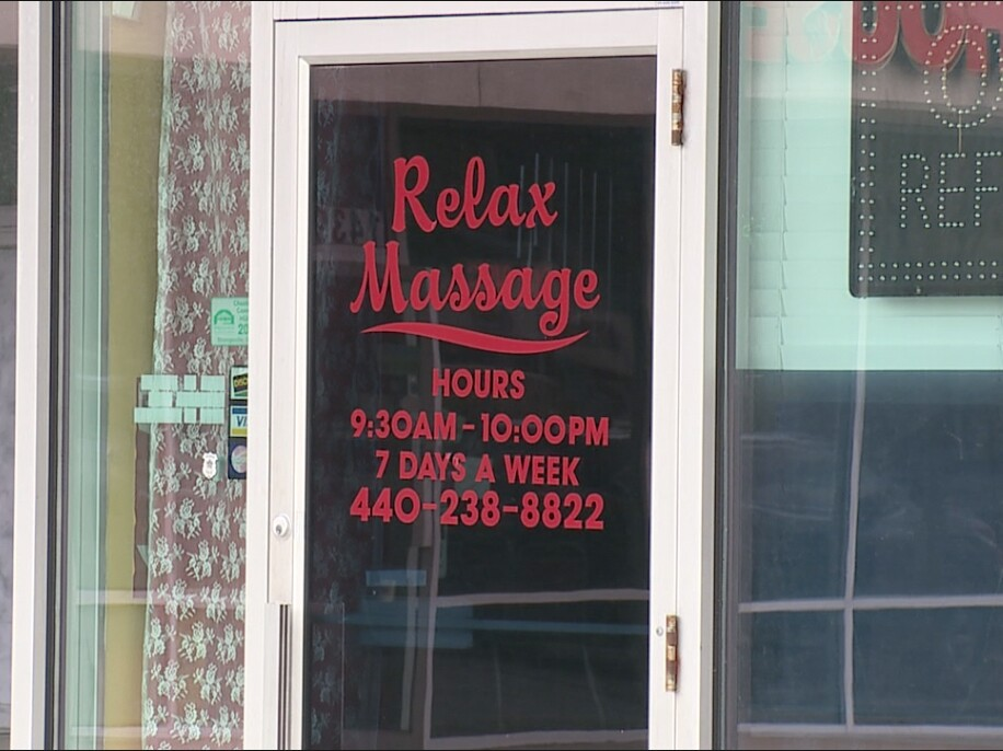 16 northern Ohio massage parlors raided in commercial sex investigation; 7 indicted