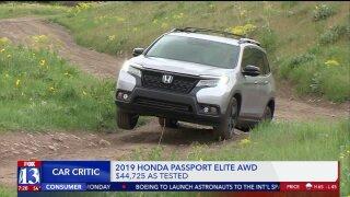 Car Critic: 2019 HondaPassport