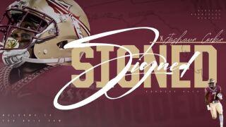 Corbin Signs With Seminoles