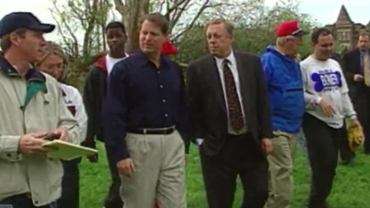Phil Bredesen Recalls Trail Of Tornadoes