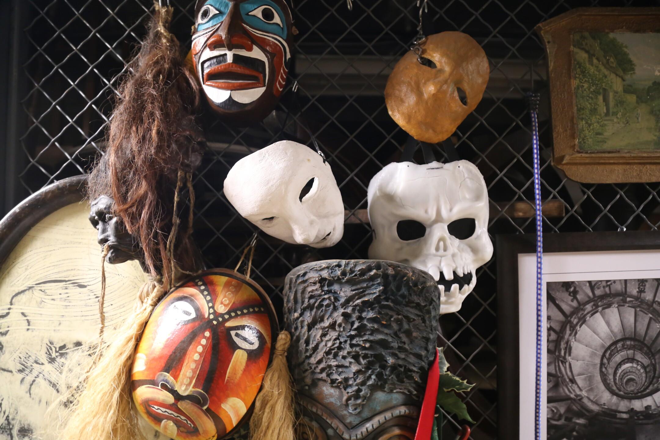 Assortment of Masks.JPG