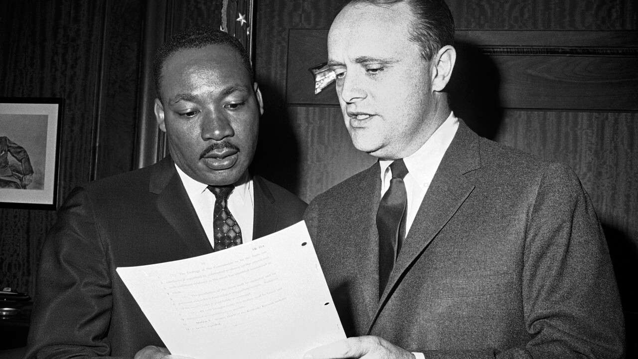 Martin Luther King Jr., Edward Breathitt