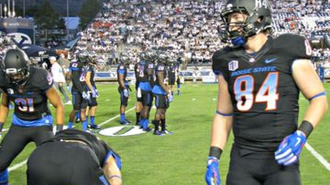 On Your Sidelines from Boise State at BYU