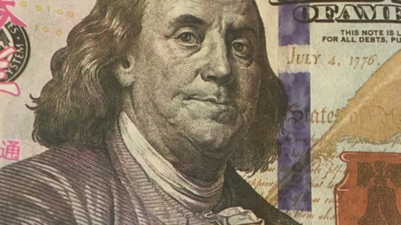 Cal City Police say counterfeit money is circulating city