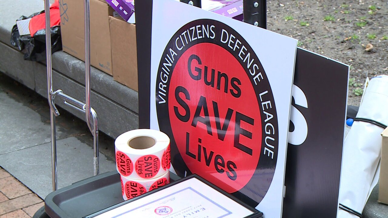Gun owners lobby for less gun control; others lobby to end gun violence