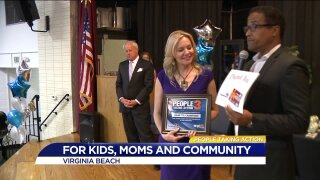 People Taking Action: Local woman takes action for kids, teens and moms!