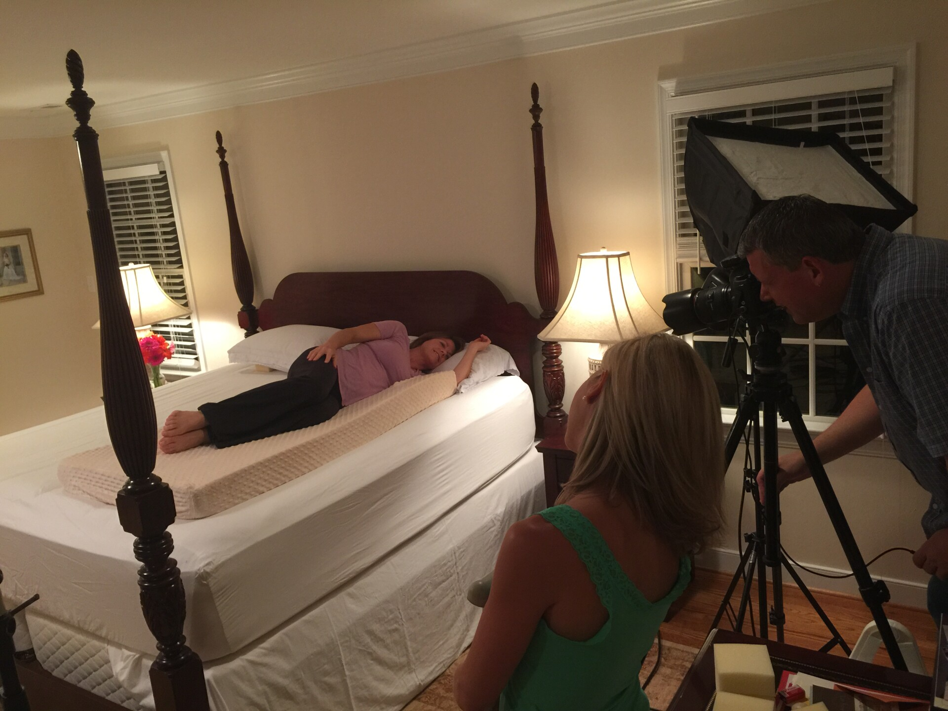 Photos: Friends create product to 'comfort' women recovering from breastsurgeries