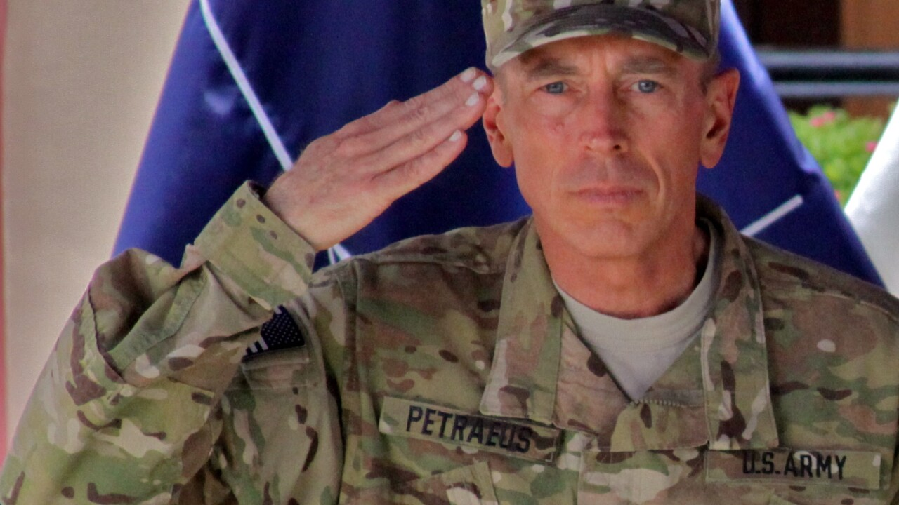 Petraeus to make first major public appearance since resigning