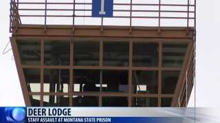 Montana State Prison investigating assault involving two staff members
