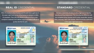 More than 32K Montanans receive Real ID-compliant driver's licenses