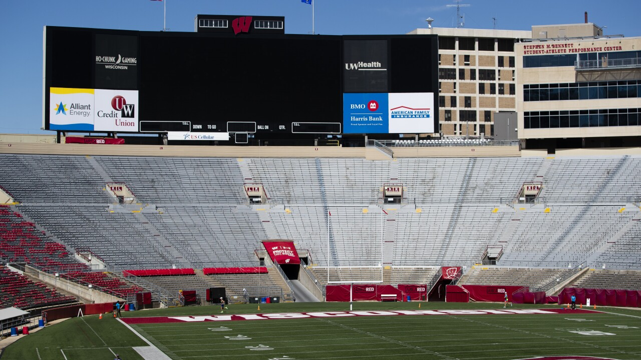 Wisconsin Athletics Discontinues Jump Around Tradition In