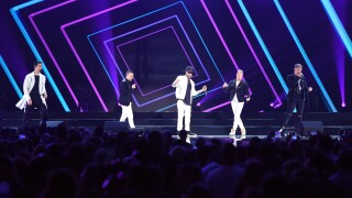 Backstreet's back alright! The Boys are coming to Darien Lake this summer