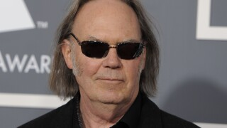 Neil Young 'reconsidering' allowing Trump to use music; 'This is not OK with me'