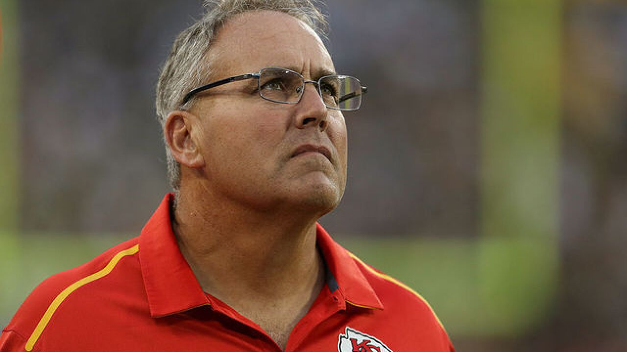 Denver Broncos interview Kansas City's Dave Toub for head coaching job