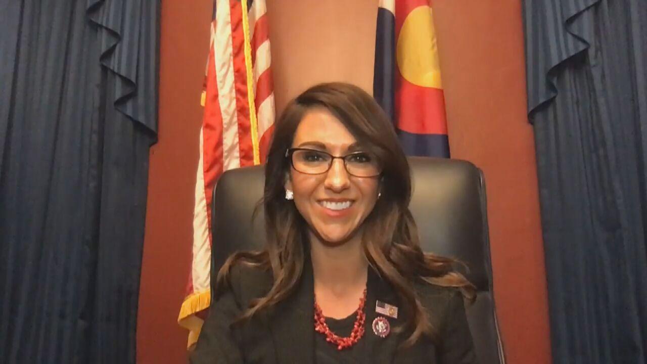 15 minutes with Colorado Congresswoman Lauren Boebert