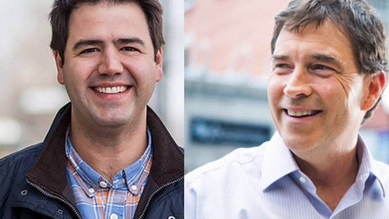 Republican Troy Balderson is unofficial winner 12th Congressional District special election