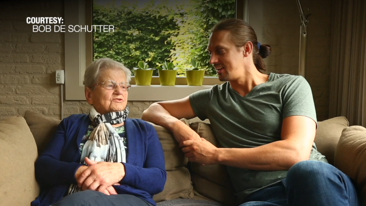 Game on! Grandson tells grandmother's WWII stories through video game