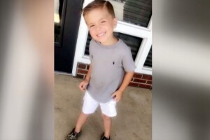 Father mourning 5-year-old son who was shot, killed in yard: 'He lit up the room'