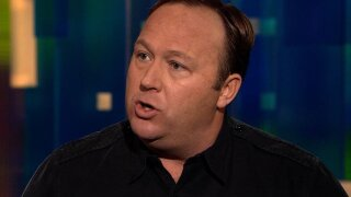Alex Jones accused of selling phony coronavirus cures