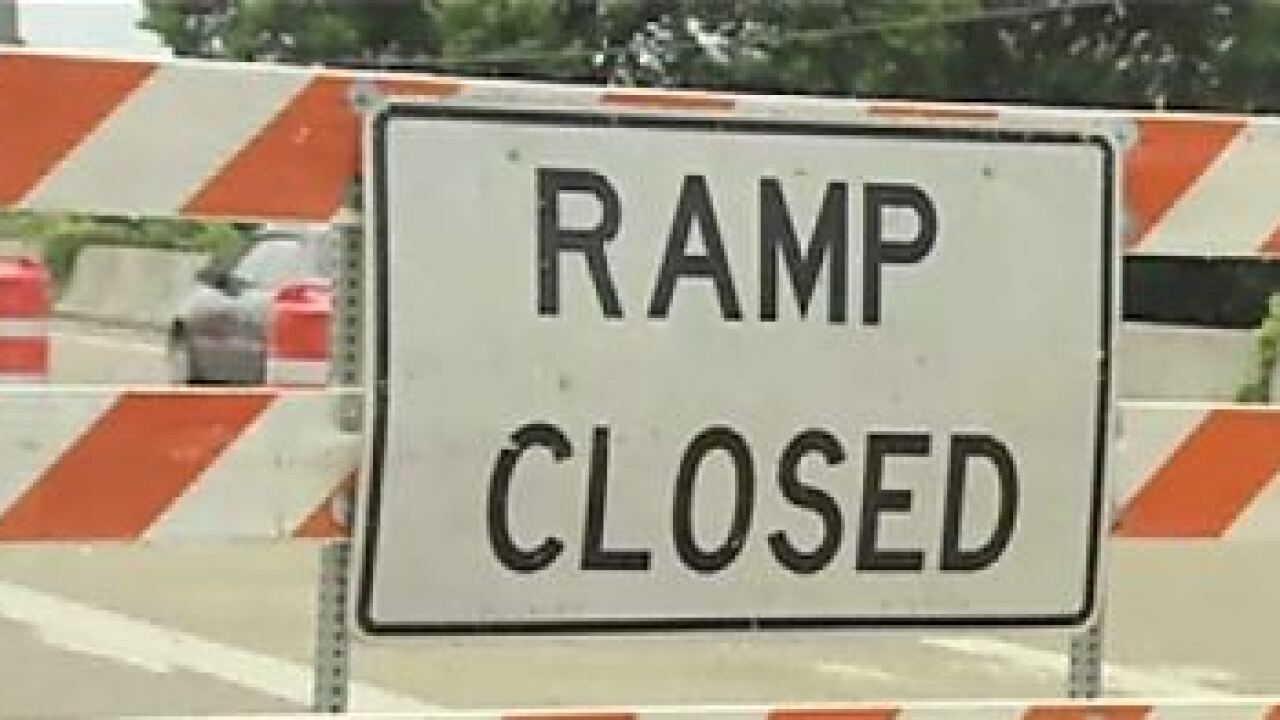 Latest road construction: Ramp closure in Zeeland