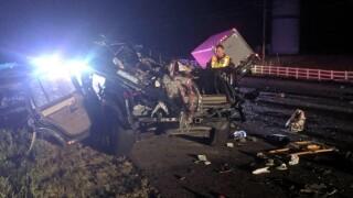 Thornton crash