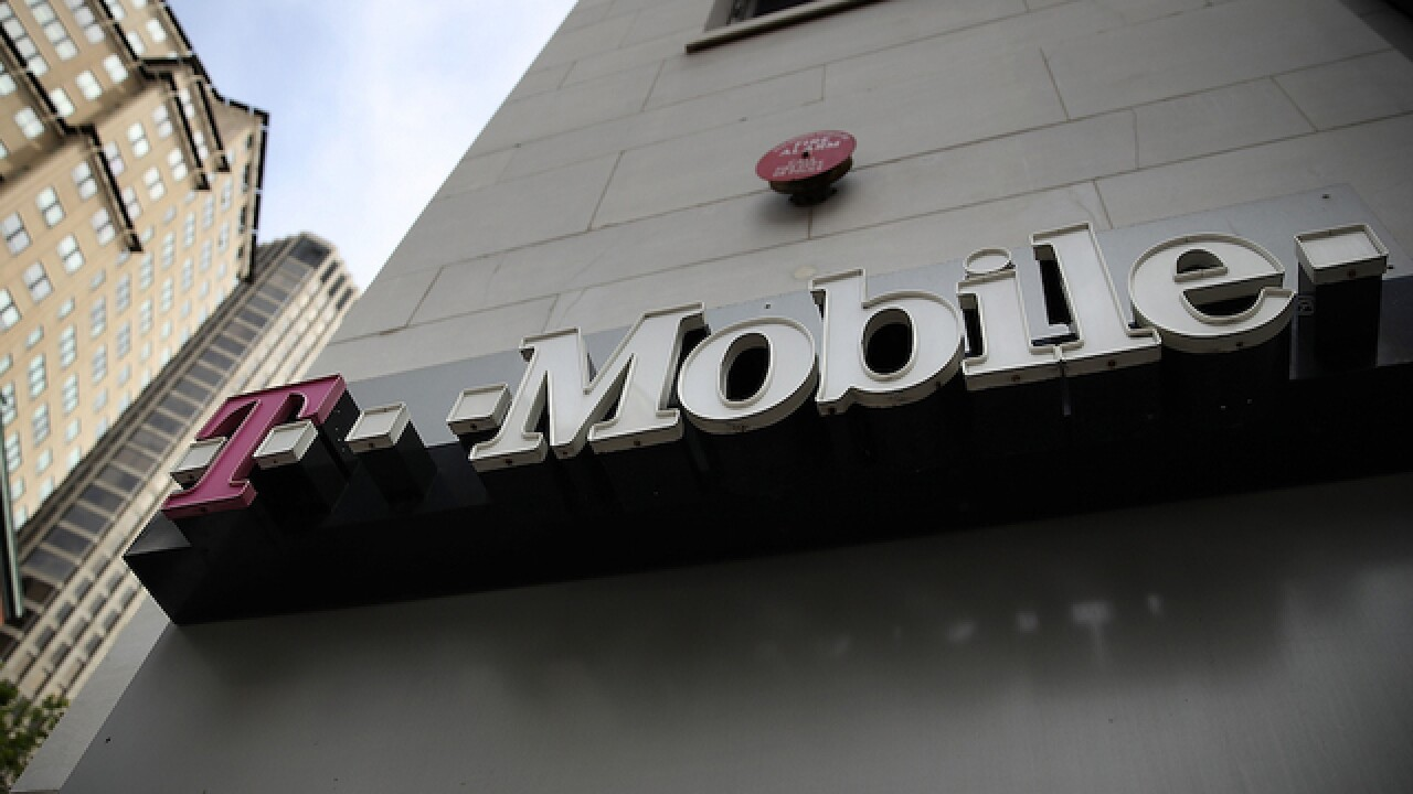 "T-Mobile fined $40 million for ""false rings"""