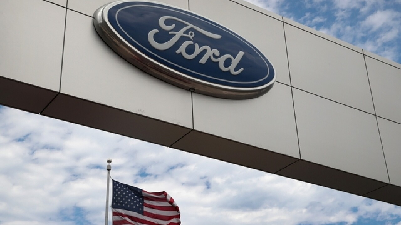 Ford says it's going to lay off 7,000 people worldwide