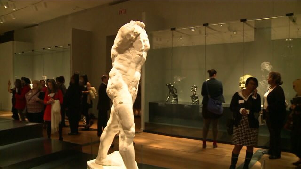 Time is running out to see Rodin exhibit atVMFA