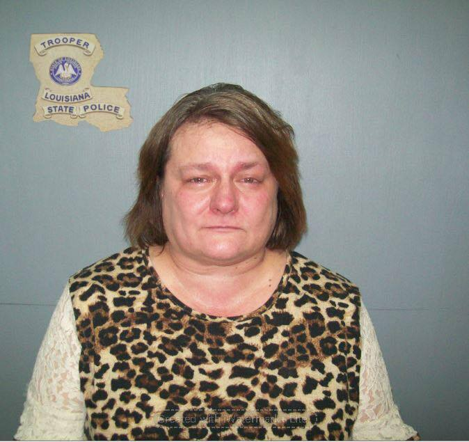 Shaunda L. Pridgen. Courtesy Louisiana State Police.