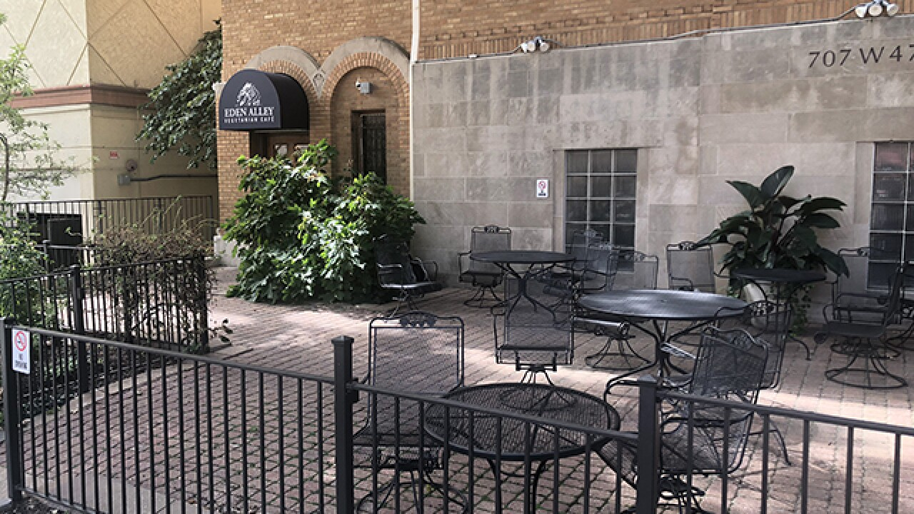 Eden Alley, long-time vegetarian restaurant, closes Plaza location