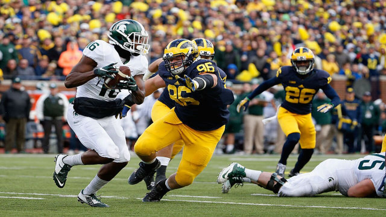 Michigan State vs. Michigan: How to watch online, live stream & more