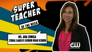 Super Teachers: Ana Zuniga