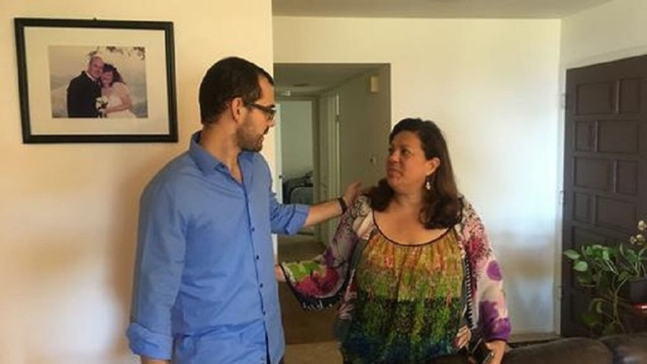 Venezuelan activist moves to US after 'dungeon' release