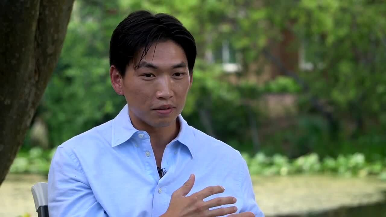 Kevin Choi, founder of Harm Reduction Center