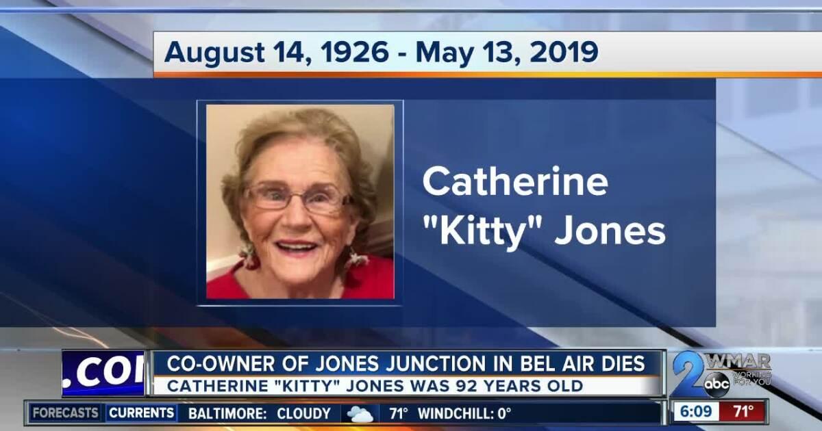 Jones Junction Bel Air >> Catherine Kitty Jones Co Owner Of Jones Junction Passes