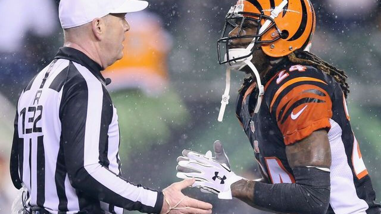 NFL fines add insult to injury for Bengals