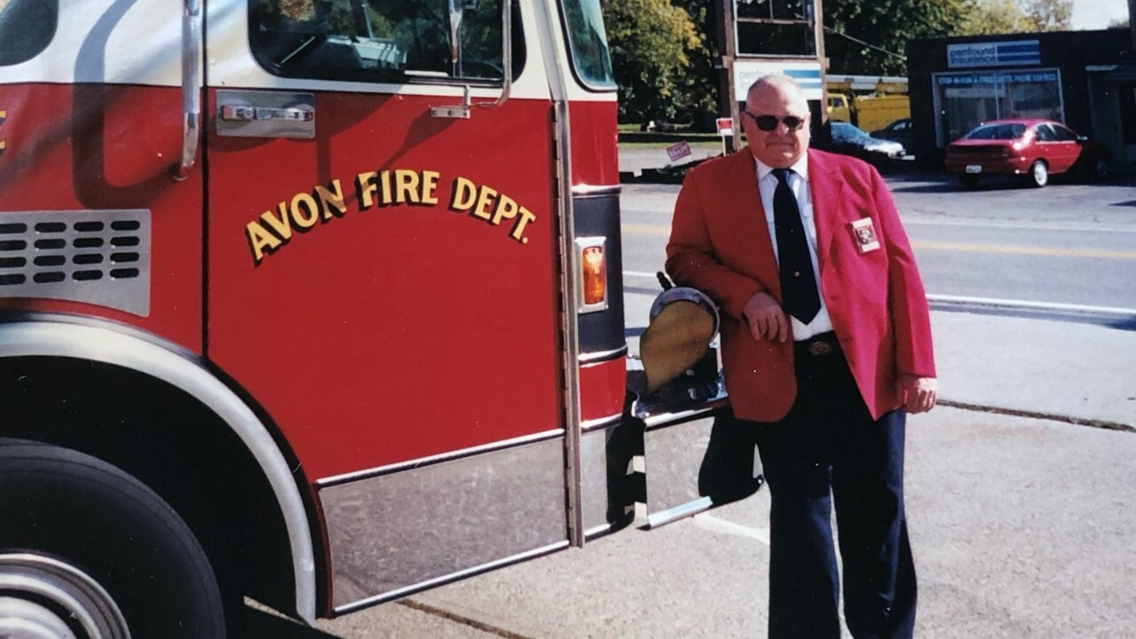 Former Avon Fire Chief charged with pandering obscenity