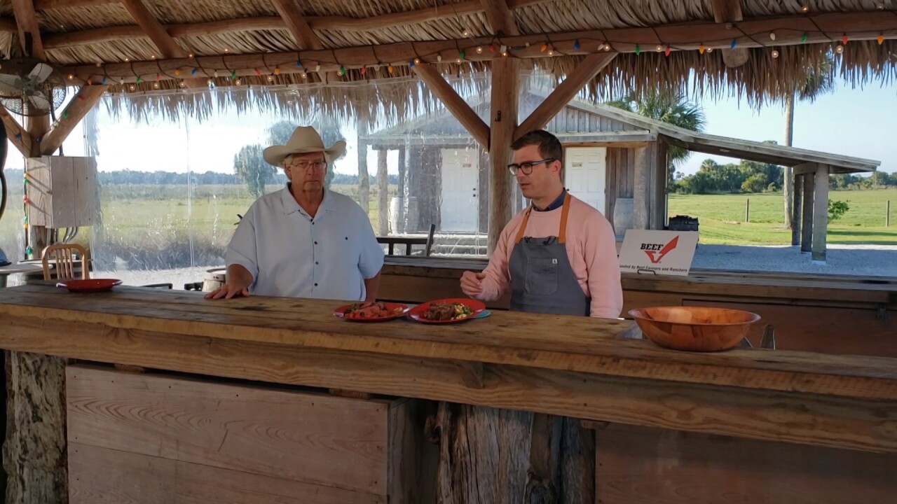 Montana Ag Network: Rancher and Celebrity Chef Talk About Sustainability