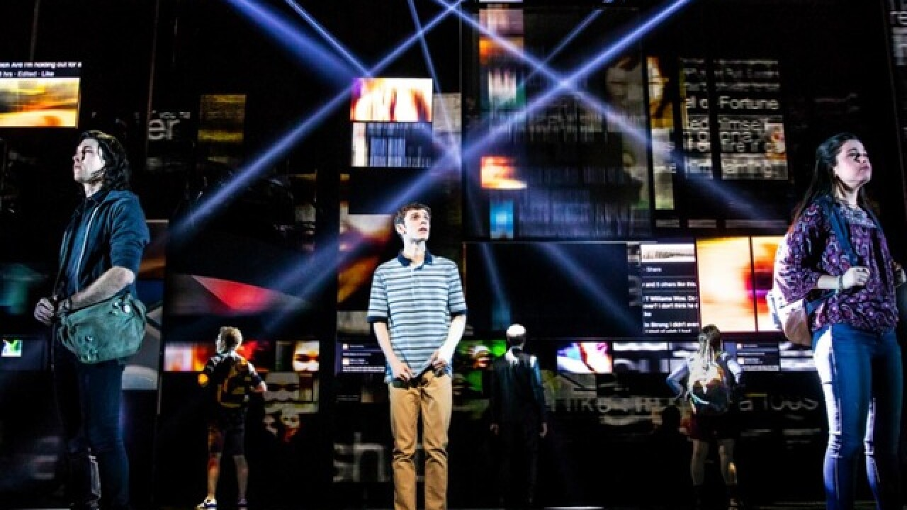 Digital lottery announced for 'Dear Evan Hansen' at Tempe's ASU Gammage